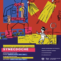 synecdoche opens at arcade with reception march 10 webster university