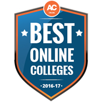 Webster Named to 2016 Best Online Colleges