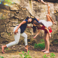 Department of Dance Presents 'Inbetween', a BFA Choreographic Concert