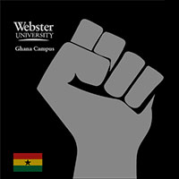 Webster Ghana Celebrates Juneteenth with Virtual Discussion 'The Struggle for Freedom'