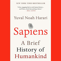 Book Club July 8: 'Sapiens: A Brief History of Humankind'