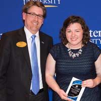 Walker Award for Leadership 2015