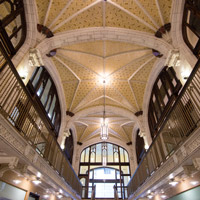 Webster re-opened the Arcade Building for its Gateway Campus in downtown St. Louis