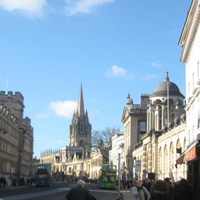 Oxford is widely known as a great place to live and study.