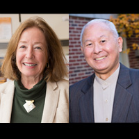Retirement Celebrations for School of Education's Campbell, Tamashiro