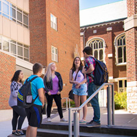 Webster Preview Day Brings Prospective Students to Campus Oct. 14