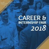 Career and Internship Fair 2018 Oct. 10