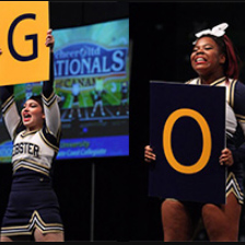 Webster Cheerleading Hosts Annual Chili Cook-Off