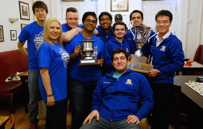 2017 Chess Champions
