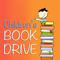 Children's Book Drive Collects 20,000th Book