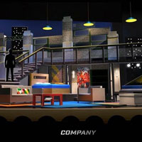 Webster Faculty Direct, Design 'Company' at Insight Theatre June 17-July 3