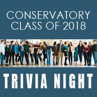 Trivia Night Feb. 3: 'An Evening in La La Land' for Conservatory Class of '18