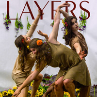 """Webster's Department of Dance Presents """"Layers"""""""
