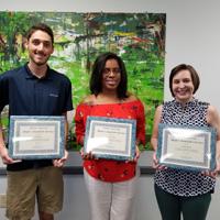 Dean's Award Recipients Named for Spring Semester