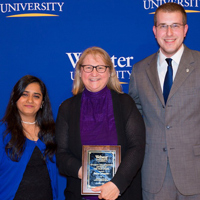 Nominations Sought for Student Organization Advisor Award