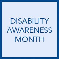 disabiity