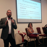 Kaiser Speaks at LATU Education and Technology in Uruguay