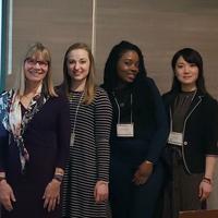 Deborah Stiles, Erica Suchland, Marie-France Castor, Kaori Chaki