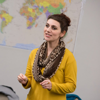 Hasmik Chakaryan will discuss internationalizing counseling as a profession and graduate degree.