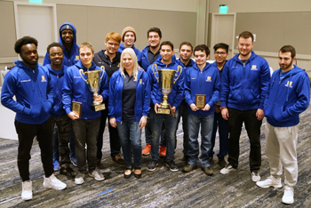 Webster Chess wins 7th Pan-Am