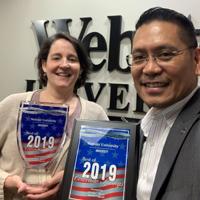 Webster University Awarded 'Best of Colorado Springs'