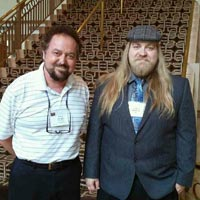 Cooper, Wilkinson at International Association for Psychoanalytic Self Psychology