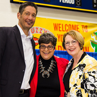 Faculty, Staff Honored at Recognition Breakfast