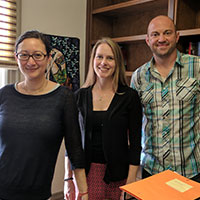 Faculty attend Research Conference with support  from Office of Research and Sponsored Programs