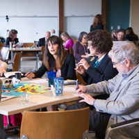 Convene with faculty, staff and students for resources on learning and engagement.