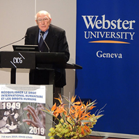 Otto Hieronymi Prize for Scholarship in History, Politics and International Relations