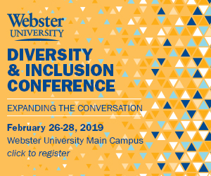Digital ad for Diversity and Inclusion conference