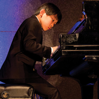CMS student Jerry Chang performs