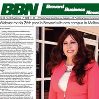 Brevard Business News cover