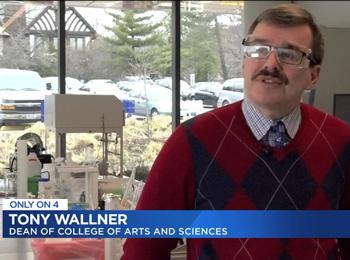 Dean Tony Wallner on KMOV