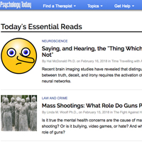 Essential Reads on Psychology Today