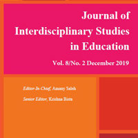 Journal of Interdisciplinary Studies in Education