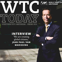 In the News: Polgar on KTRS; van Marissing on WTC cover