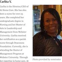 Carlita nomination