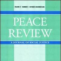 Peace Review Journal