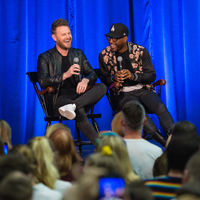 Webster recently hosted Bobby Berk and Karamo Brown from the Netflix series,