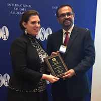 Rosen Receives Gerner Innovative Teaching Award