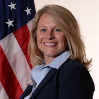 Susan Schultz, Webster Scott AFB