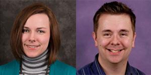 Molly Stehn and Ryan Liberati