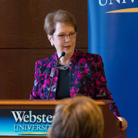 Teaching Festival Preview: President Stroble to Participate on Shcolarship Panel