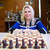 Susan Polgar to be Inducted into the U.S. Chess Hall of Fame