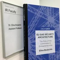 EU Gas Security Architecture