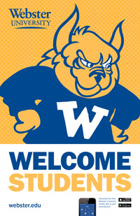 Sign Up: Help Welcome Students to Webster Aug. 21-31
