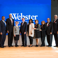 In the News: Webster President on tax bill, AIDS initiative with ARDN