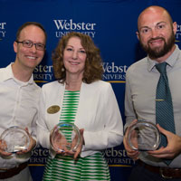 Faculty Recognized at 23rd Annual Student Leadership Awards Dinner