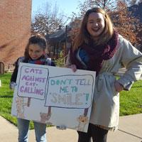Snapshots: Feminism Awareness Project Demonstration